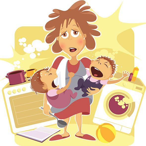 péče o miminko po porodu